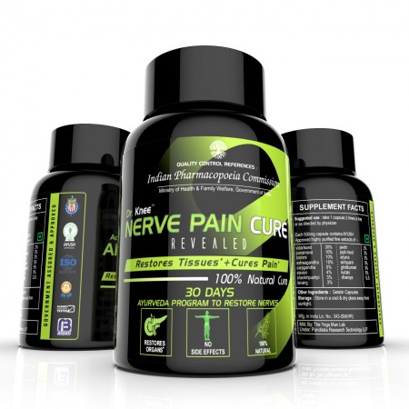 The Yoga Man Lab – Natural Nerve Pain Cure