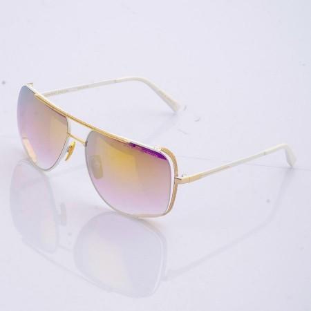 ḋita® Night ™ with Side Out Full Metal Frame & Copper Tinted Lenses Aviator Eyewear