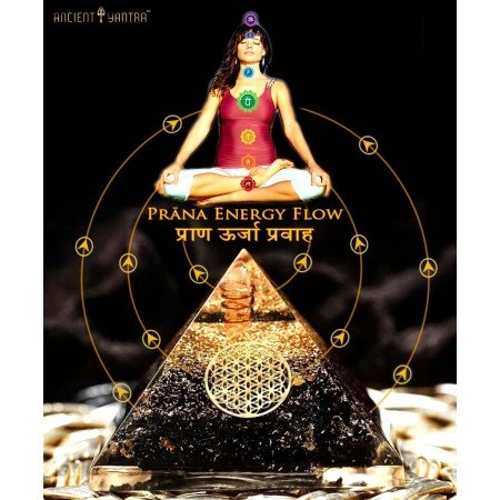 Ancient Yantra - 'URJA YANTRA' by Dr.Riech for Vaastu Dosh Correction & Wealth Energy Attraction