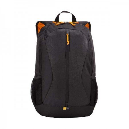 Case Logic IBIRA Backpack for 15-inch Macbook Air / Pro - Black + Orange