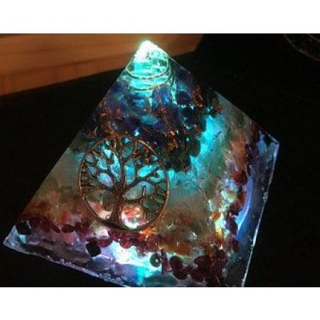 Ancient Yantra - Urja Stambh for Wealth Energy Attraction