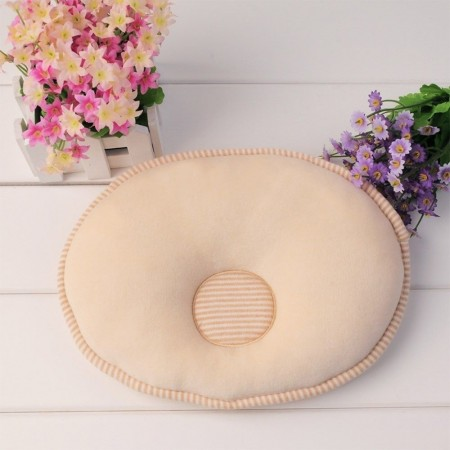 Dr. VAKU's BabPlo Organic Cotton Baby Pillow
