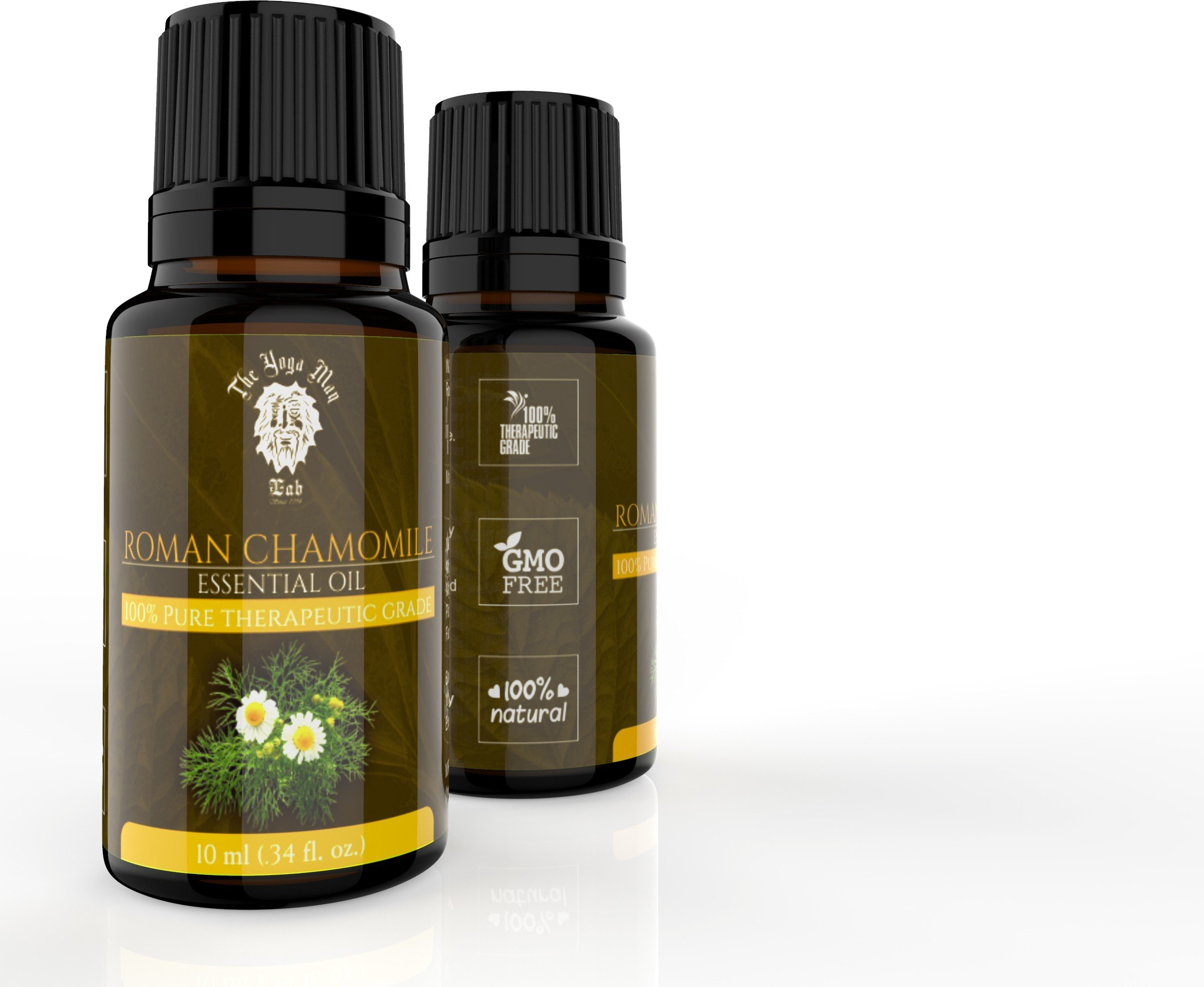 Special offer with small scratches CHAMOMILE OIL ORGANIC