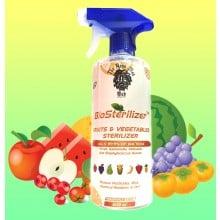 BioSterilizer Fruit & Vegetable Sanitizer 200mL