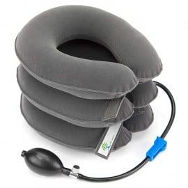 Cervical Neck Traction Collar Massager - Inflatable & Adjustable Neck Belt