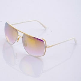 ḋita® Night ™ with Side Out Full Metal Frame & Copper Tinted Lenses Aviator Eyewear