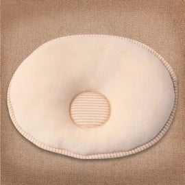 Dr. VAKU's BabPlo Organic Cotton Baby Pillow