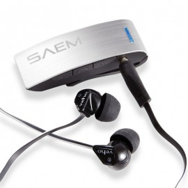 Veho SAEM Bluetooth reciever converts any headphone/speaker in wireless streaming device