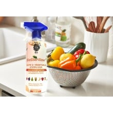 BioSterilizer Fruit & Vegetable Sanitizer - by The Yoga Man Lab