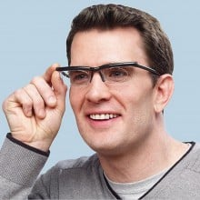 Adjustable Eyeglass - Read or Even See Distant Objects with 1 eyeglass